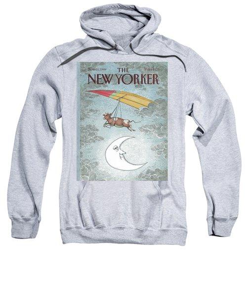 New Yorker November 21st, 1988 Sweatshirt