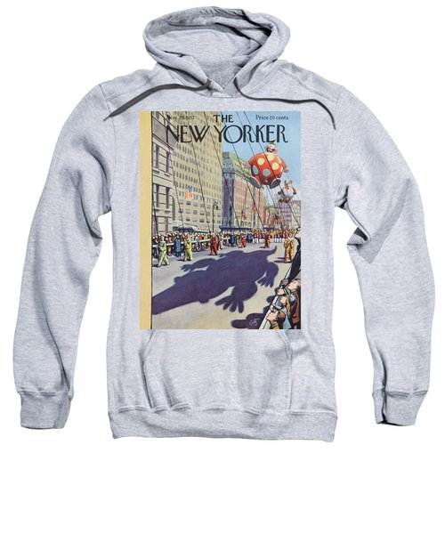 New Yorker November 29th, 1952 Sweatshirt