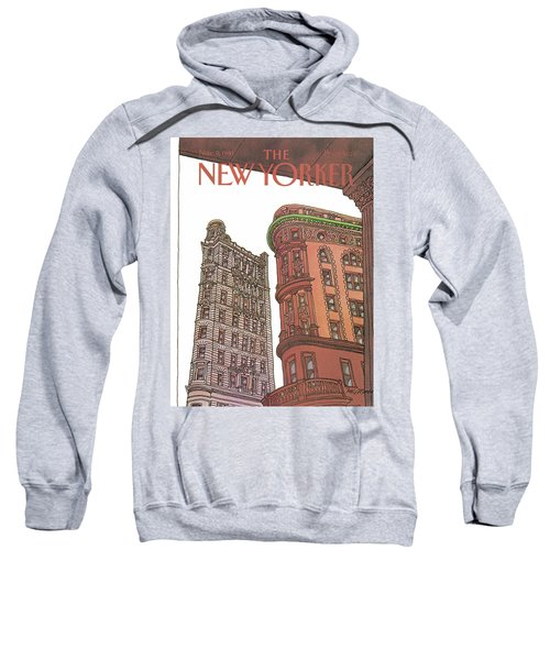 New Yorker November 9th, 1981 Sweatshirt