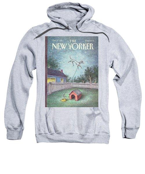 New Yorker October 21st, 1991 Sweatshirt