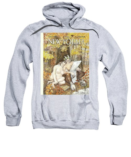 New Yorker October 4th, 1993 Sweatshirt