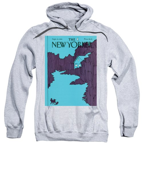 New Yorker September 21st, 1981 Sweatshirt