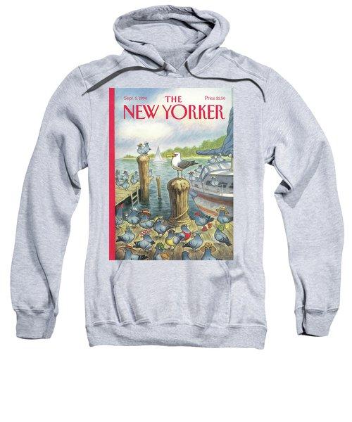 New Yorker September 5th, 1994 Sweatshirt