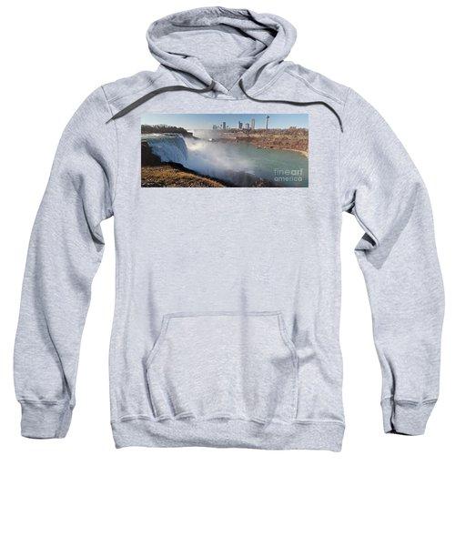 Niagara Falls Panorama Sweatshirt
