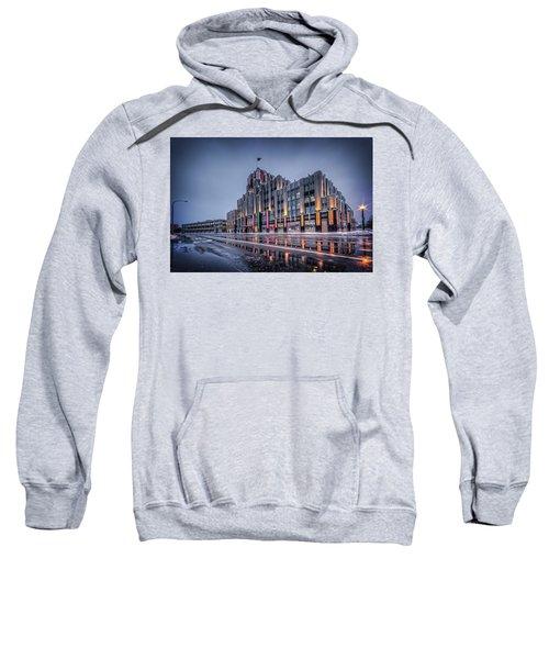 Niagara Mohawk Syracuse Sweatshirt