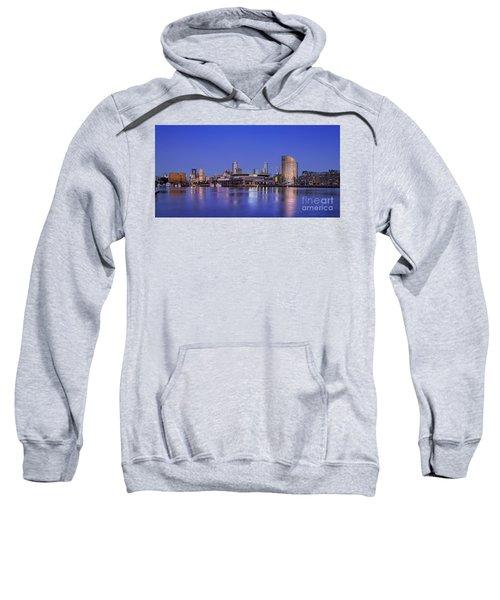 Night Moods II Sweatshirt