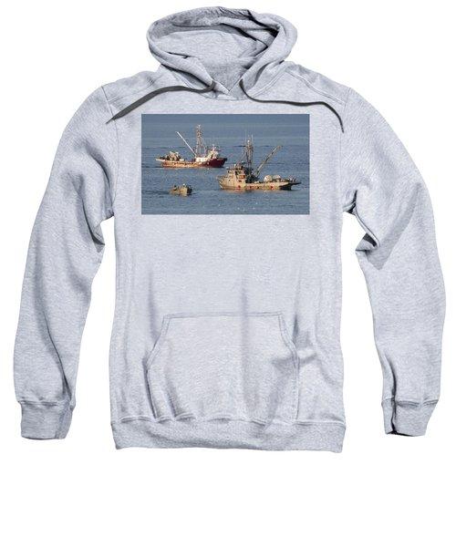 Night Train Sweatshirt