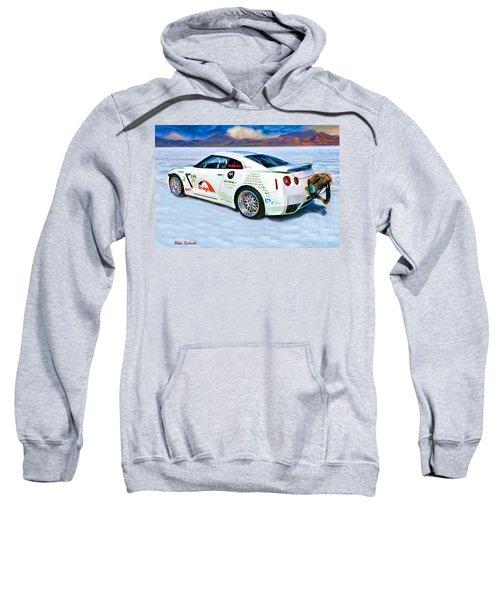 Nissan Salt Flats Sweatshirt