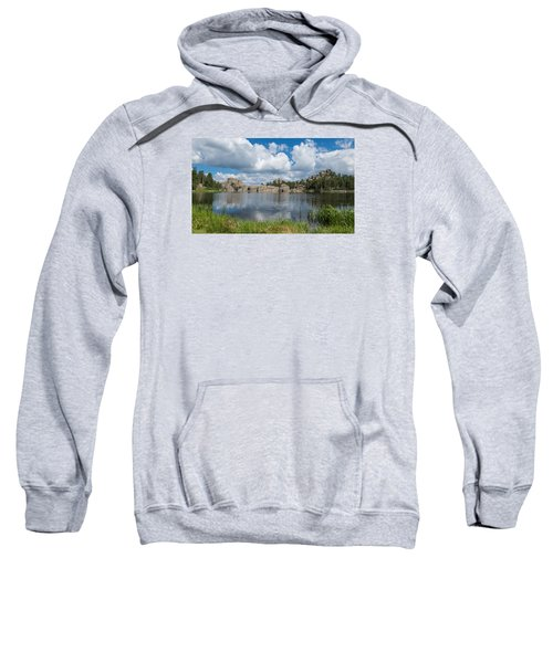 Sylvan Lake South Dakota Sweatshirt