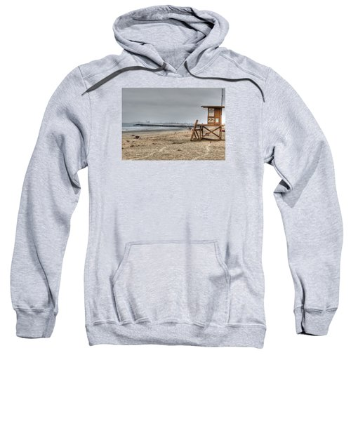 No Lifeguard On Duty Sweatshirt