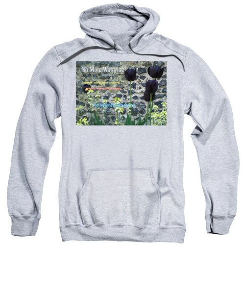 No More Worrying Sweatshirt