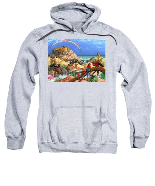 Noah And The Ark Sweatshirt