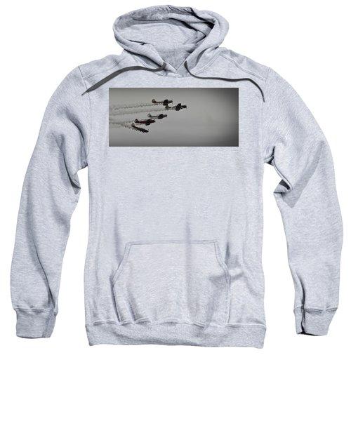 Norteast Raiders At The Greenwood Lake Airshow 2012 Sweatshirt
