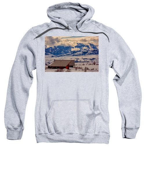 North Cascades Mountain View Sweatshirt