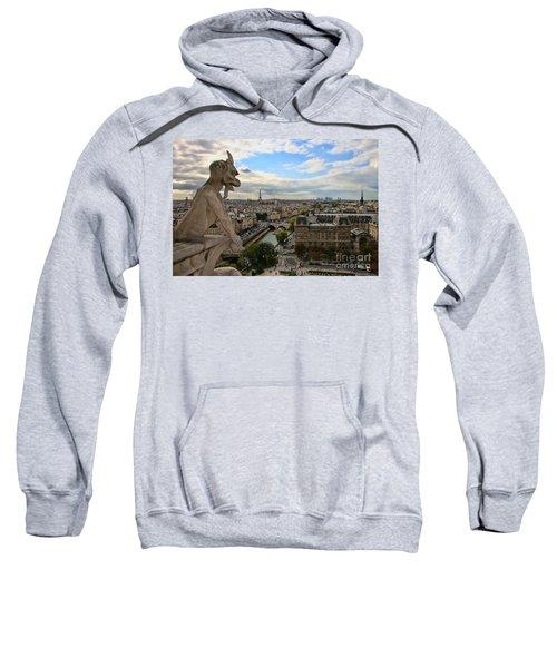 Notre Dame Gargoyle Sweatshirt