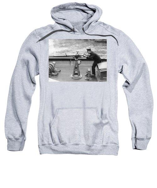 Ny Police Boat Patrol Sweatshirt