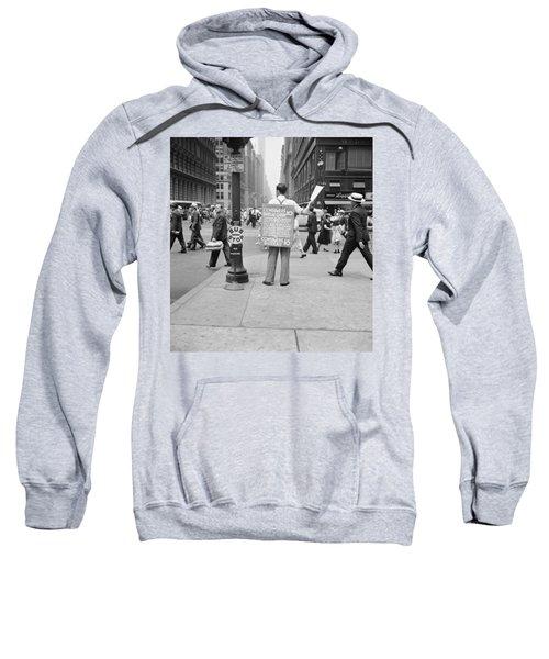 Nyc Corner Vendor Sweatshirt