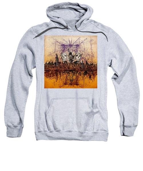 Nyc Tribute Skyline 6 Sweatshirt