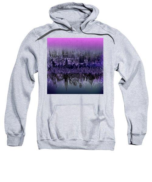 Nyc Tribute Skyline Sweatshirt