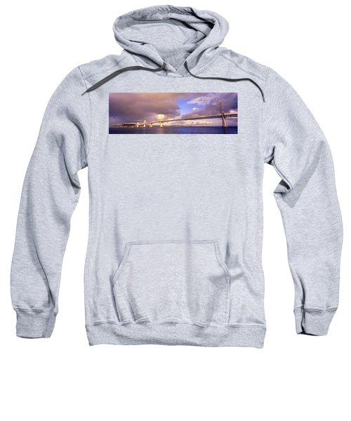 Oakland Bay Bridge San Francisco Sweatshirt