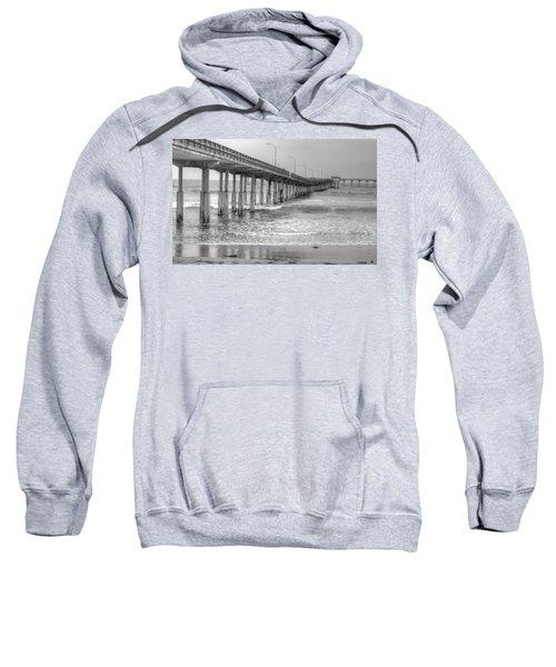 Ocean Beach Pier Sweatshirt