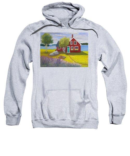 Ocean Cottage Sweatshirt