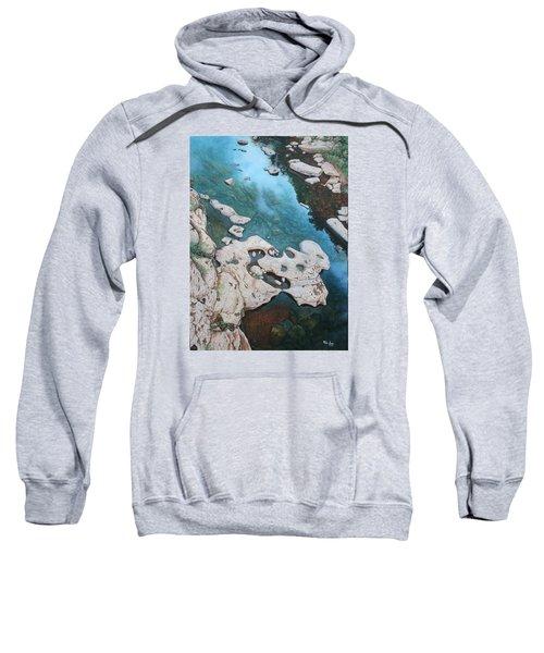 Ocoee River Low Tide Sweatshirt