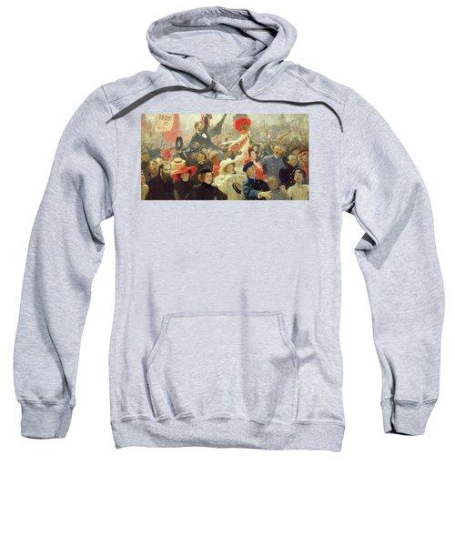 October 17th 1905 Sweatshirt