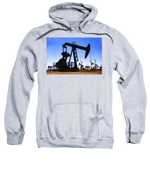 Oil Fields Sweatshirt
