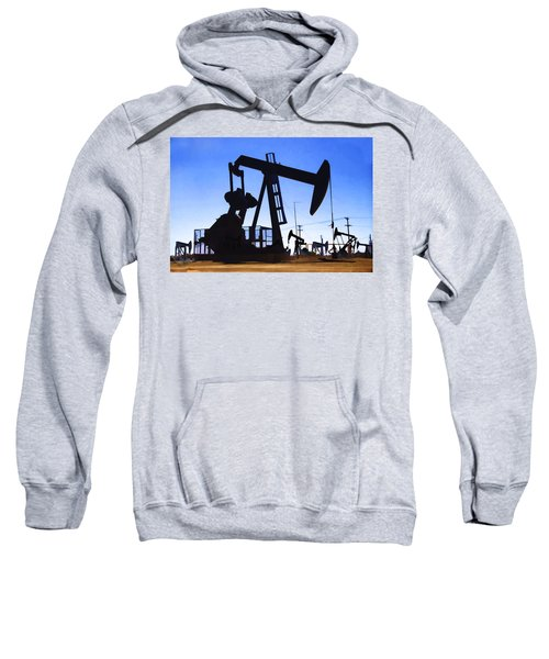 Oil Fields Sweatshirt