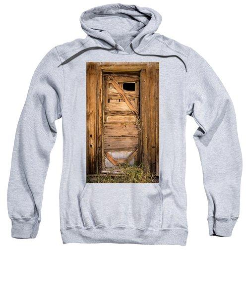 Old Door Sweatshirt