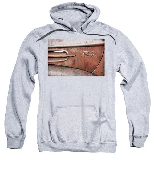 Old Ford Logo Sweatshirt
