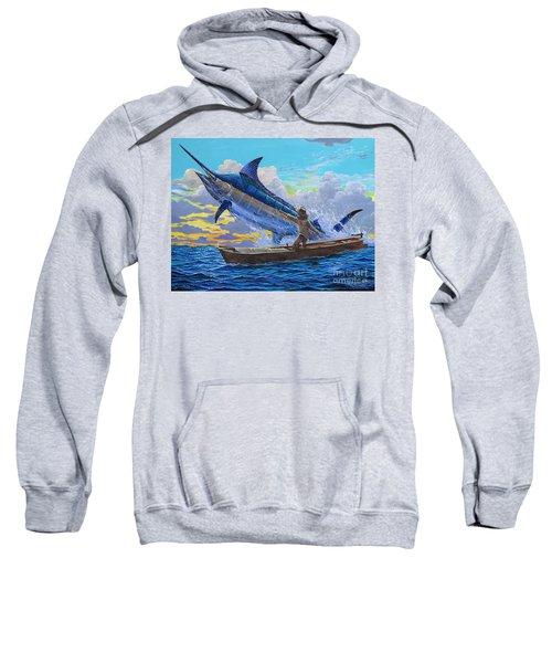 Old Man And The Sea Off00133 Sweatshirt