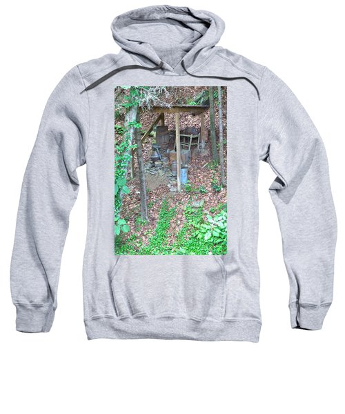Old Mountain Still Sweatshirt