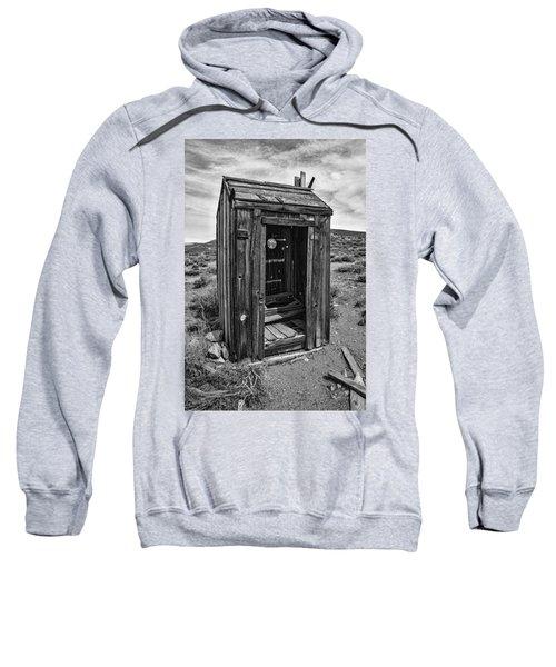 Old Outhouse Sweatshirt