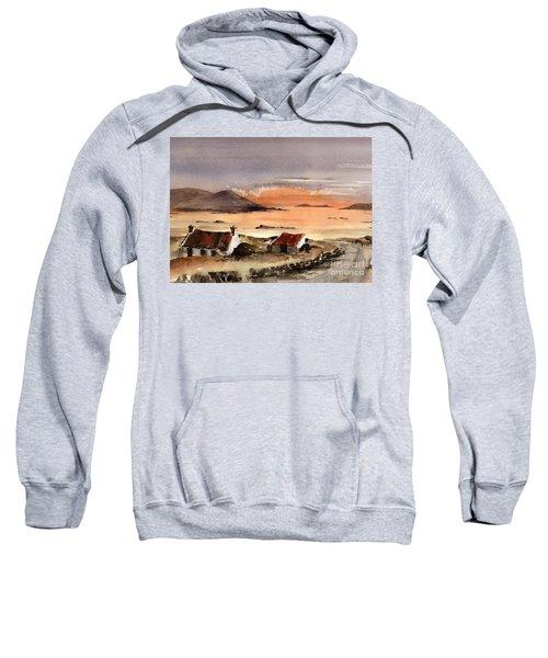 Omey Island Sunset Galway Sweatshirt