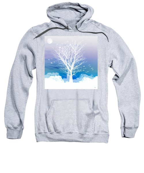 Once Upon A Moon Lit Night... Sweatshirt