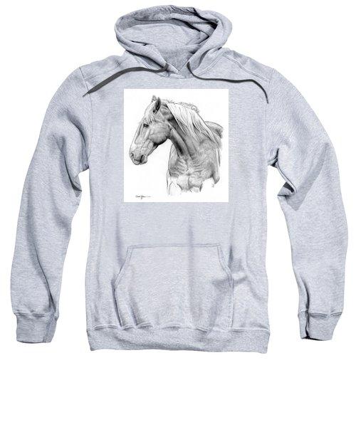 Da134 One Horse Daniel Adams  Sweatshirt