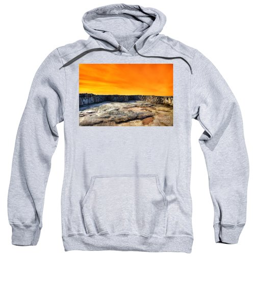 Orange Blaze Sweatshirt