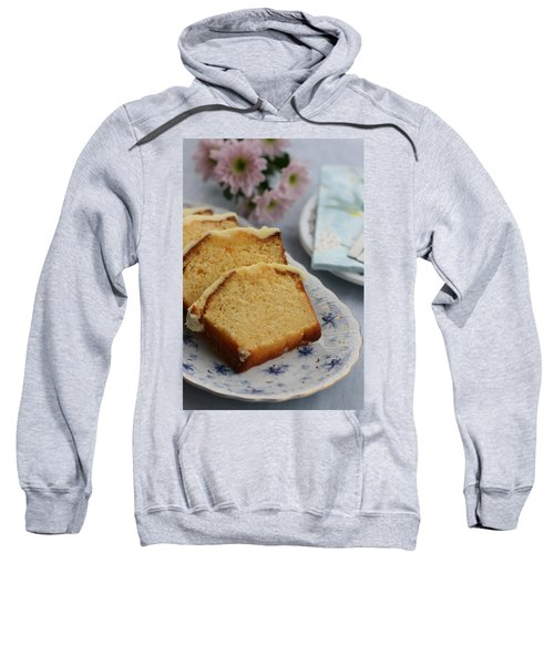 Orange Cake Sweatshirt
