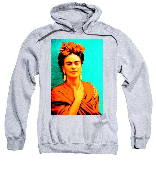 Orange You Glad It Is Frida Sweatshirt