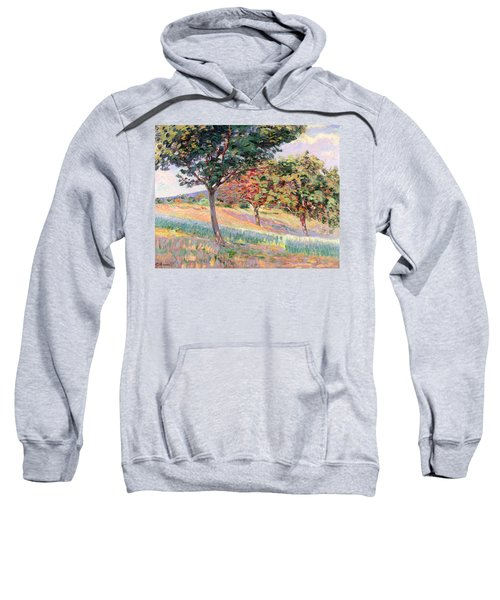 Orchard At St Cheron Sweatshirt