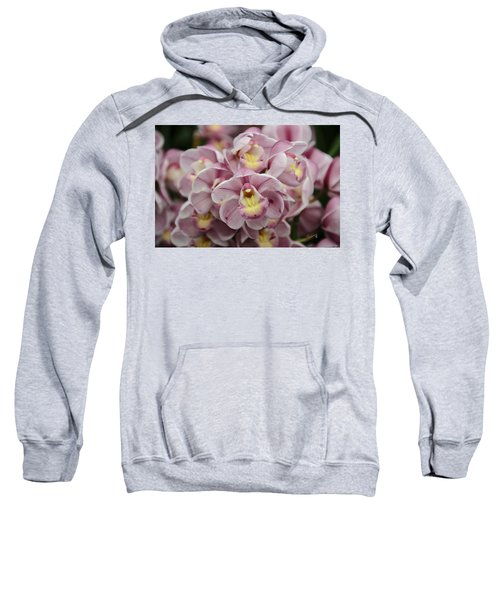 Orchid Bouquet Sweatshirt