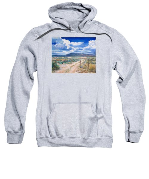 Osceola Nevada Ghost Town Sweatshirt
