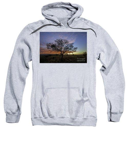 Outback Sunset  Sweatshirt