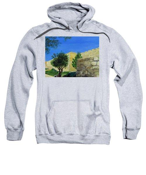 Outside The Wall - Jerusalem Sweatshirt