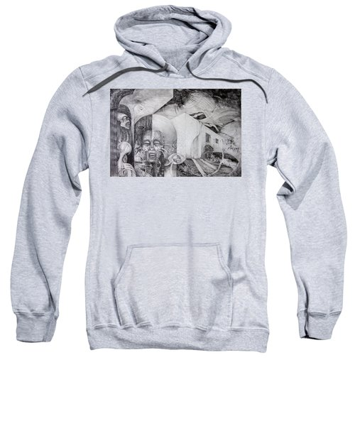Outskirts Of Necropolis Sweatshirt