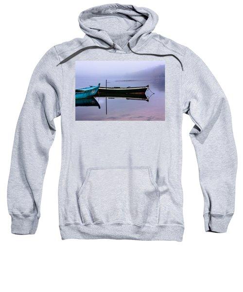 Pacheco Blue Boat Sweatshirt
