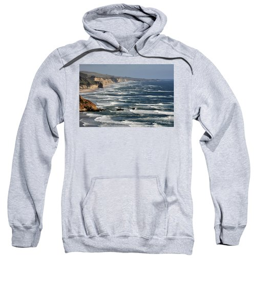 Pacific Coast - Image 001 Sweatshirt
