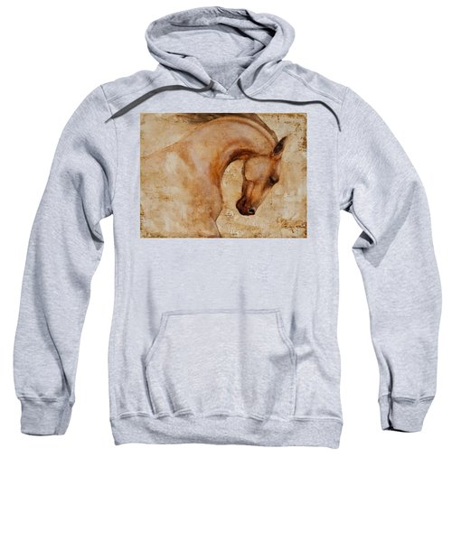 Painted Determination 1 Sweatshirt